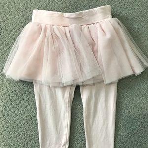 Baby Gap long pants tutu